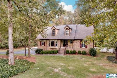 Birmingham Single Family Home For Sale: 3025 Brookhill Dr