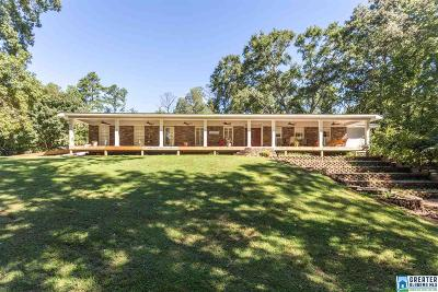 Jacksonville Single Family Home For Sale: 471 Wildwood Ln