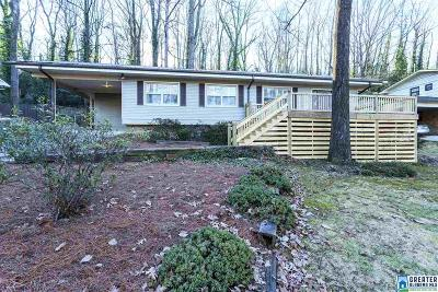 Vestavia Hills AL Single Family Home For Sale: $299,900