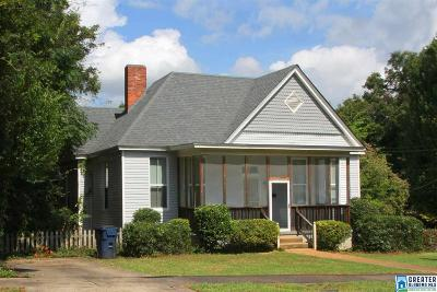 Anniston Single Family Home For Sale: 331 E 7th St