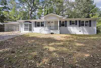 Pell City Single Family Home For Sale: 215 8th St N