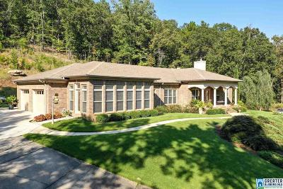 Alabaster Single Family Home For Sale: 1775 Ridgeview Lake Rd