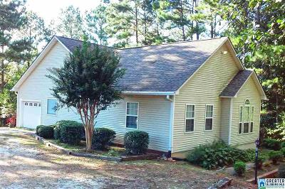 Clay County, Cleburne County, Randolph County Single Family Home For Sale: 2059 Co Rd 6