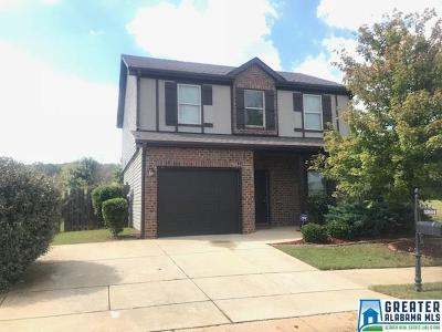 McCalla Single Family Home For Sale: 12644 Downing Dr