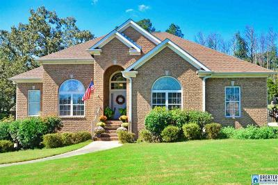 Trussville Single Family Home For Sale: 510 Jeremiah Dr