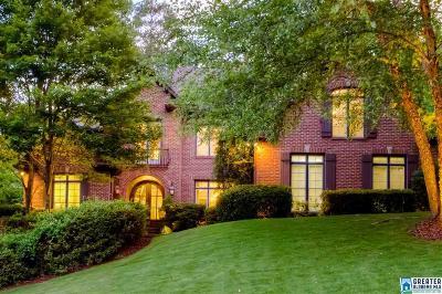 Vestavia Hills Single Family Home For Sale: 3033 S Cove Dr