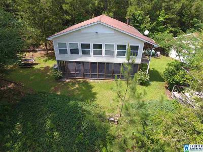 Clay County, Cleburne County, Randolph County Single Family Home For Sale: 340 Co Rd 4312