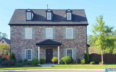 Hoover Single Family Home For Sale: 1586 Chace Way