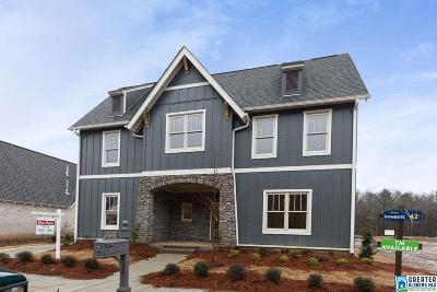 Hoover Single Family Home For Sale: 198 Wilborn Run
