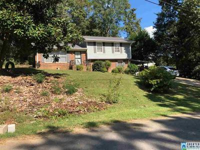 Anniston Single Family Home For Sale: 6231 Chartee Dr