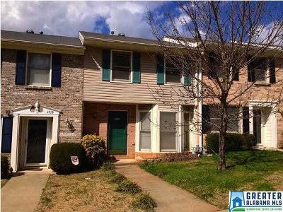 Birmingham AL Condo/Townhouse For Sale: $60,000
