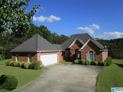 Hoover Single Family Home For Sale: 3086 Paradise Pkwy