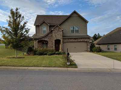 Single Family Home For Sale: 229 Polo Downs