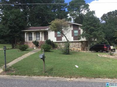 Birmingham Single Family Home For Sale: 506 Forestwood Dr
