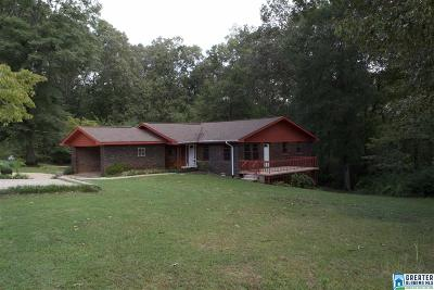 Piedmont Single Family Home For Sale: 321 Aderholt Rd