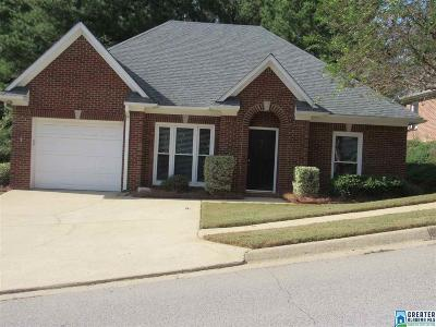 Birmingham Single Family Home For Sale: 1520 Bent River Cir