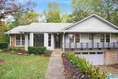 Birmingham Single Family Home For Sale: 5820 Southhall Rd