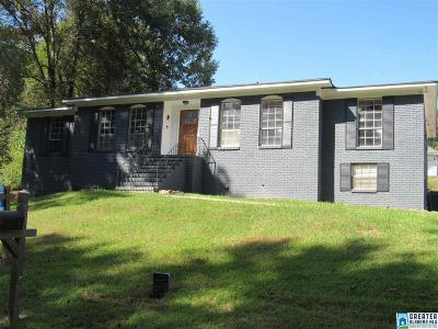 Birmingham AL Single Family Home For Sale: $149,900