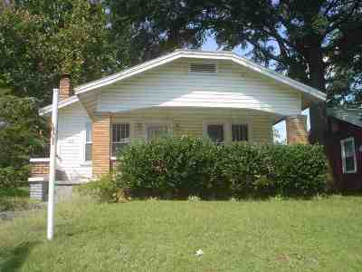 Single Family Home For Sale: 806 11th Ave