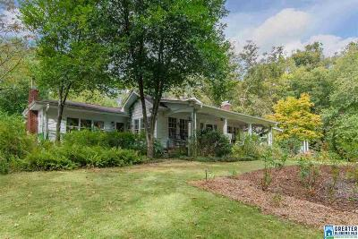 Birmingham Single Family Home For Sale: 511 Valley Rd
