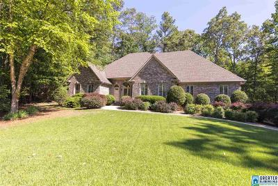 Single Family Home For Sale: 1612 Hardwood Park Cir