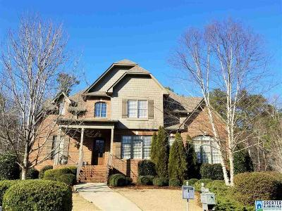 Hoover Single Family Home For Sale: 633 Springbank Terr