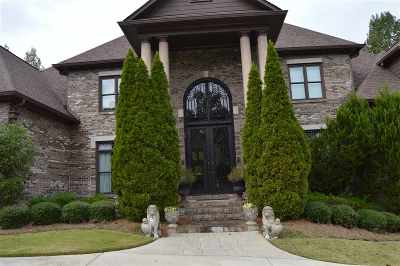 Vestavia Hills Single Family Home For Sale: 7105 Founders Pl
