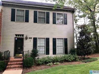 Birmingham, Homewood, Hoover, Mountain Brook, Vestavia Hills Condo/Townhouse For Sale: 2021 Williamsburg Way #1