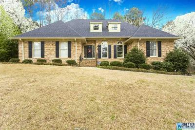 Single Family Home For Sale: 5468 Woodford Dr