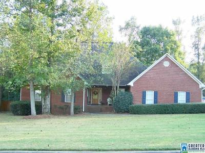 Anniston Single Family Home For Sale: 368 Hazel Creek Trl