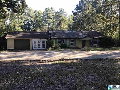 Pell City Single Family Home For Sale: 297 Hazelwood Dr