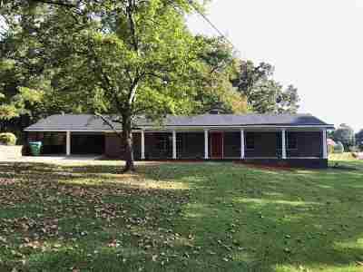 Talladega Single Family Home For Sale: 76 Mimosa Dr