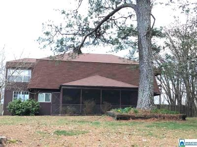 Heflin Single Family Home For Sale: 973 Co Rd 8