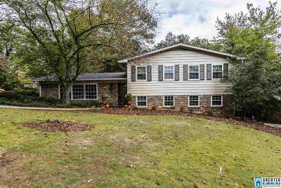 Mountain Brook AL Single Family Home For Sale: $359,000