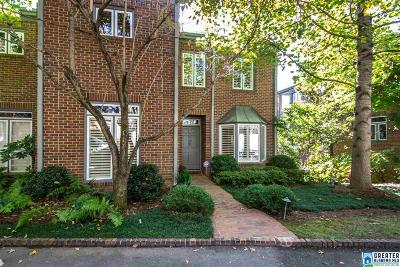Mountain Brook AL Condo/Townhouse For Sale: $769,000
