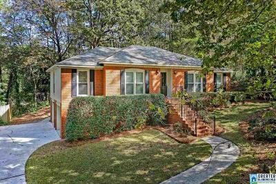 Alabaster Single Family Home For Sale: 1206 Broken Bow Cir