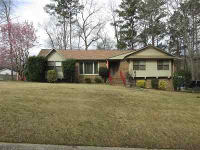 Hoover Single Family Home For Sale: 3400 Portsmouth Dr