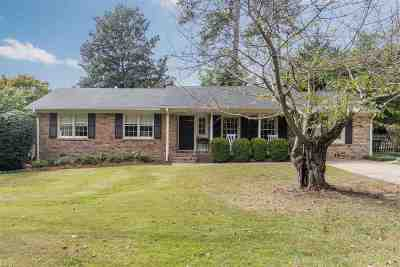 Mountain Brook AL Single Family Home For Sale: $389,000