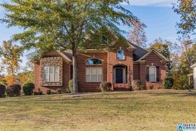 Helena Single Family Home For Sale: 8529 Shady Trl