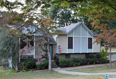 Birmingham Single Family Home For Sale: 1916 Valley Run Dr