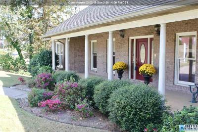 Alabaster Single Family Home For Sale: 115 Kingsley Rd