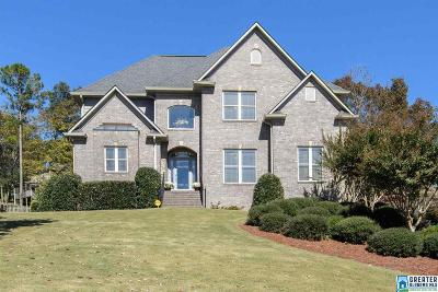 Hoover Single Family Home For Sale: 6108 Rushing Parc Ln