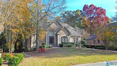 Hoover Single Family Home For Sale: 7046 Bradstock Ct