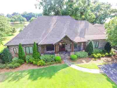 Pell City Single Family Home For Sale: 1614 Pine Harbor Rd