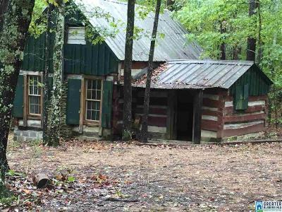 Talladega Single Family Home For Sale: 660 Fox Trot