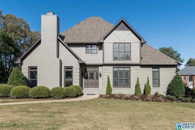 Hoover Single Family Home For Sale: 201 Highland Crest Pkwy