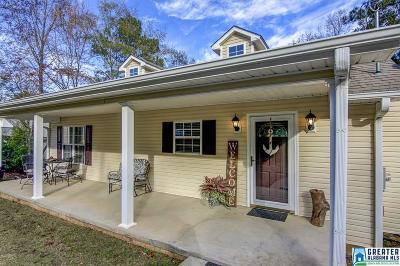 Clay County, Cleburne County, Randolph County Single Family Home For Sale: 991 Wright Way Dr