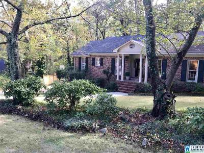 Mountain Brook AL Single Family Home For Sale: $509,000
