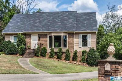 Birmingham Single Family Home For Sale: 3505 Great Oak Ln