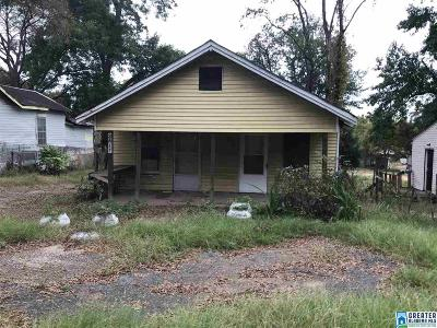 Single Family Home For Sale: 2611 22nd St